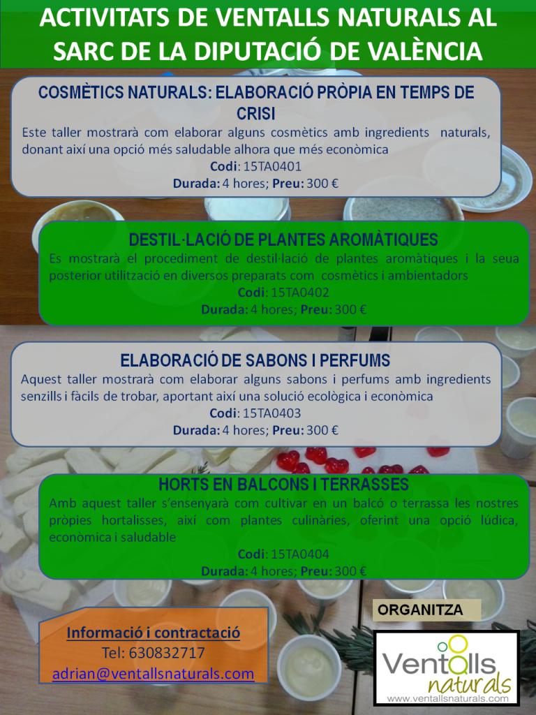 cataleg activitats sarc 2015